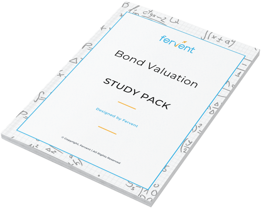 Bond Valuation Mastery Study Pack Feature