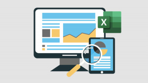 Data Driven Investing (with Excel®) Course - Official Feature Image